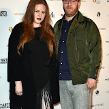 OIC - ENTSIMAGES.COM - Designer  Amber Siegel and  Wouter Baartmans at the  WGSN Futures Awards 2016  in London  26th May 2016 Photo Mobis Photos/OIC 0203 174 1069