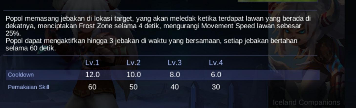 Popol & Kupa Hero Marksman Baru Mobile Legends yang Sudah Ada di Advance Server