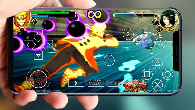 descargar naruto shippuden ultimate ninja storm 4 para psp