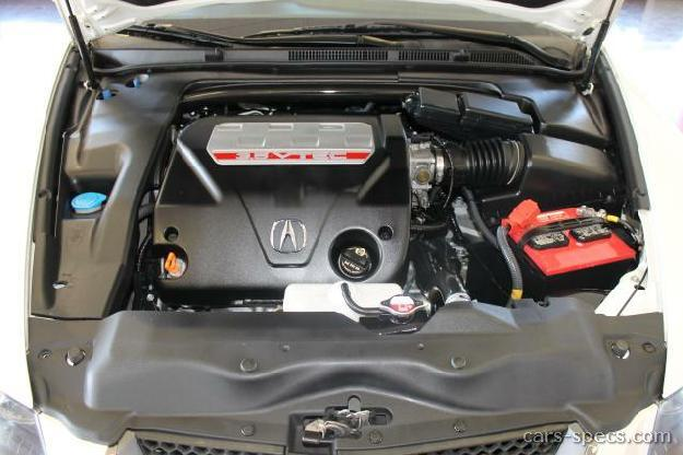2007 Acura TL Type-S Specifications, Pictures, Prices