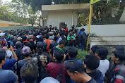 Merasa Dirugikan Perusahaan Karyawan PT. ISC & PT. ISCI GunungPutri Lakukan Aksi