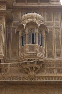 Haveli de Jaisalmer, India
