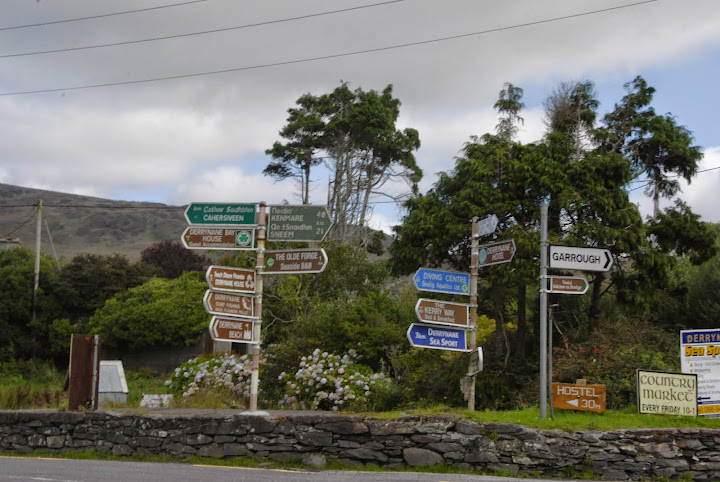 Which way to go first? From 5 Tips on Driving in Ireland