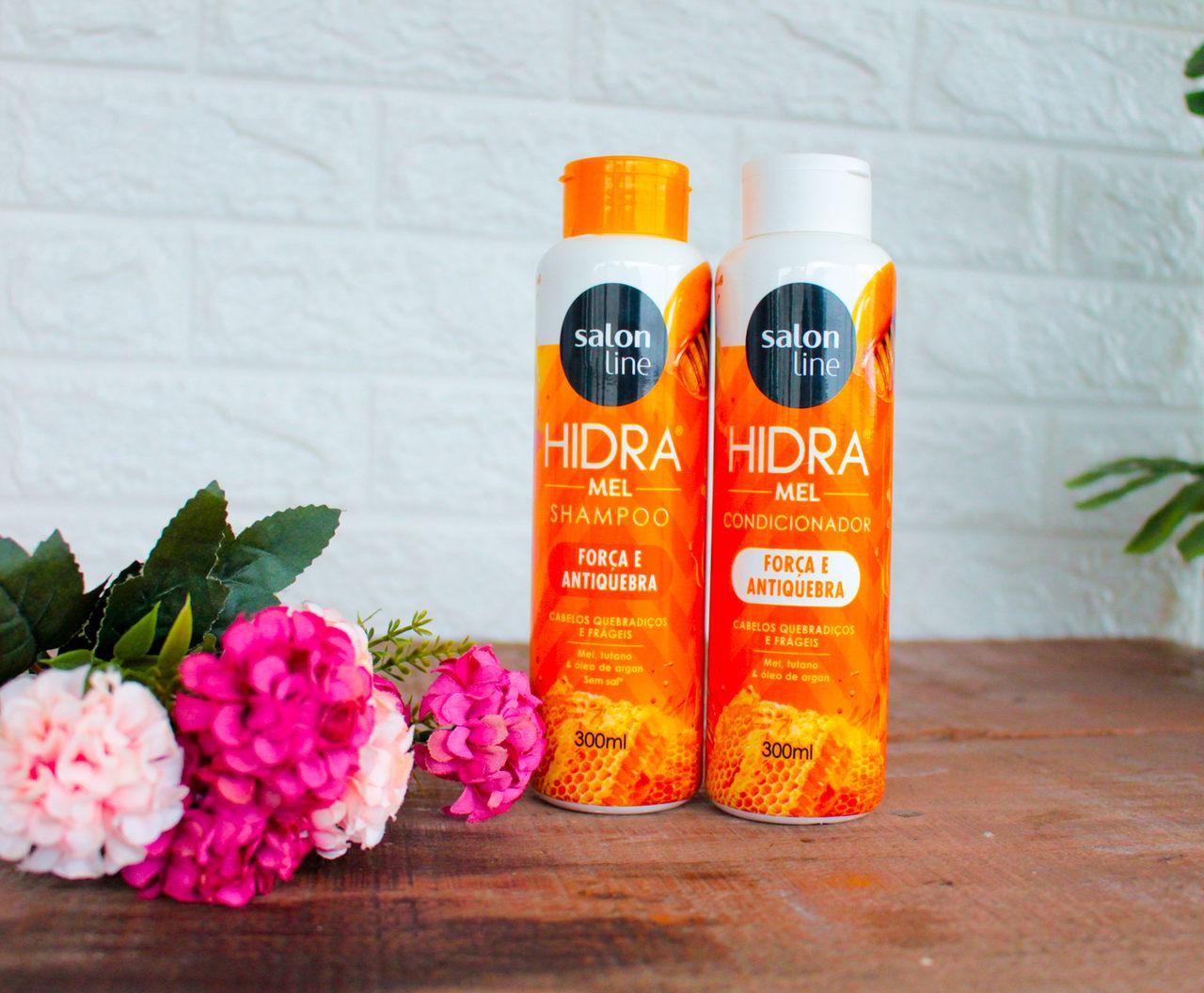Shampoo e Condicionador Hidra Mel