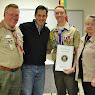 Eagle Scout Erik Kristopher Markert Brewster Troop 1