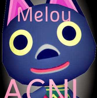 Melou ACNL picture, photo