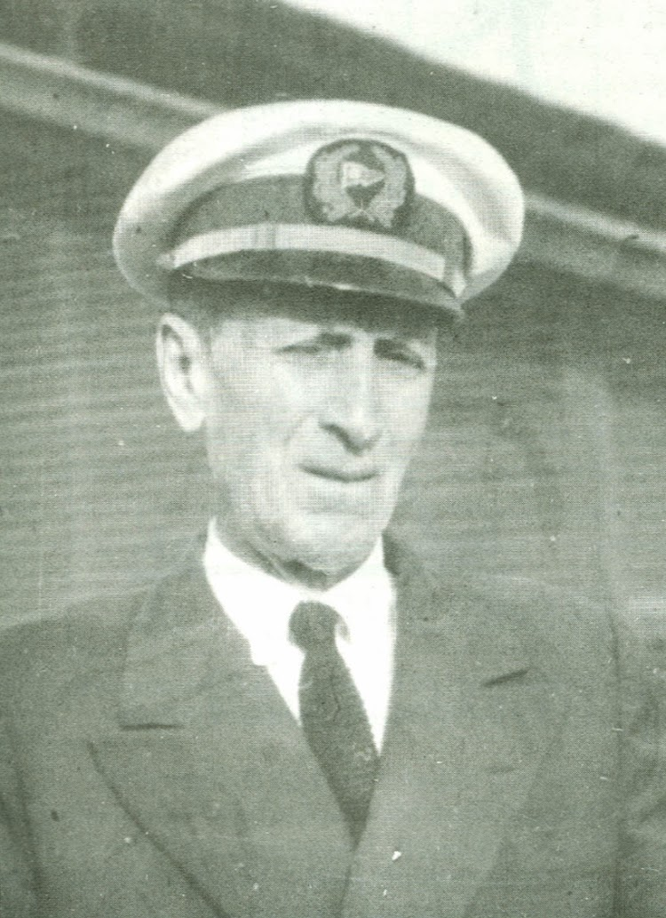Don Jaime Gelpí y Verdaguer. Año 1944. De la revista Singladures. Junio de 1985. Numero 1.bmp