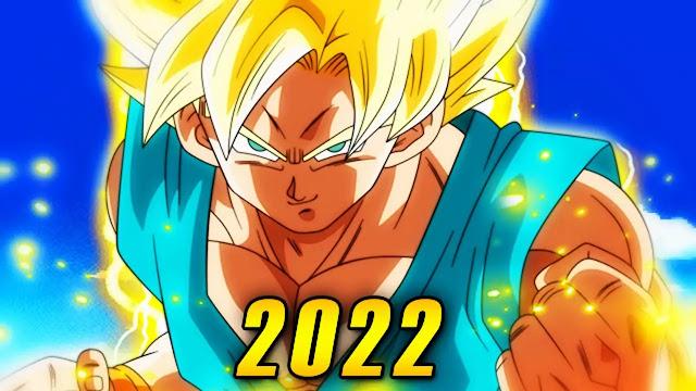 The NEW 2022 Dragon Ball Super Movie