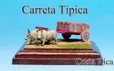 Carreta Tipica -Costa Rica-