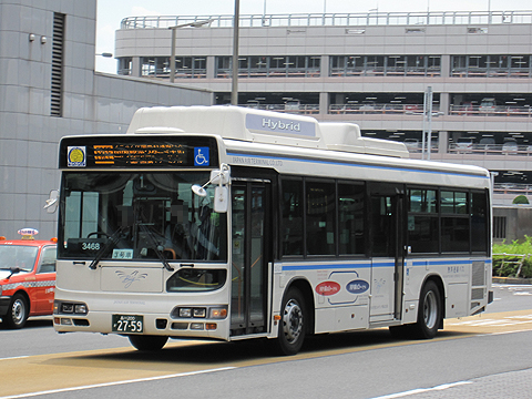 羽田京急バス「空港内シャトルバス」 2759
