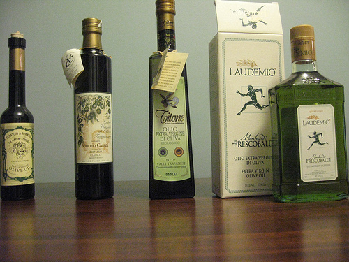 Guide to Italian Extra Virgin Olive Oil