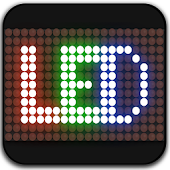 Led scrolling display : realistic led scroller