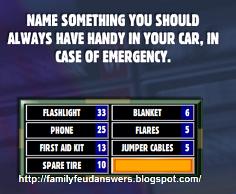 family feud game questions and answers pdf