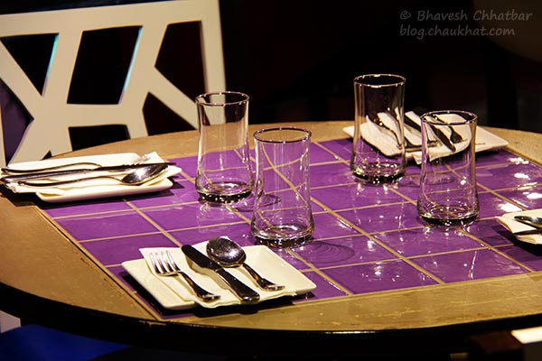 A Table at Frisco, Koregaon Park, Pune