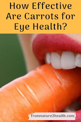 Carrots & Eye Health