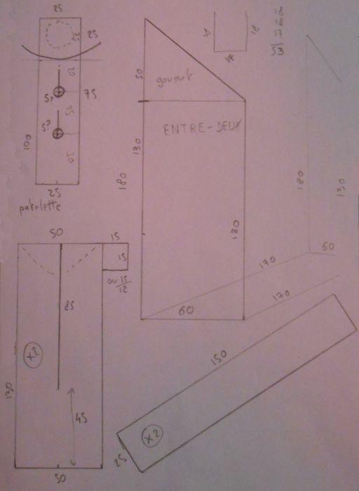 fabriquer une cartouchière modèle 1869 Cartouchiere1869gabarit3