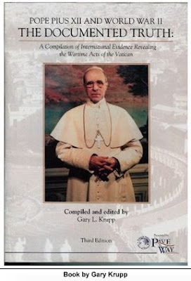 A Pope who went undercover to save Jews in the Holocaust
