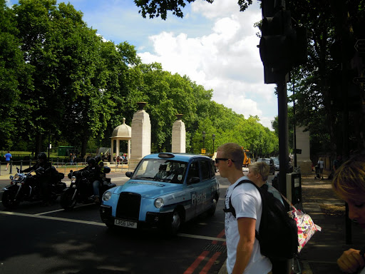 London Taxi - from Transportation in London