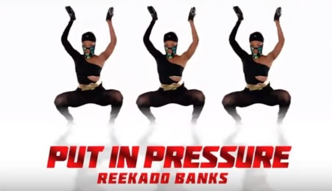 VIDEO | Reekado Banks – Put In Pressure | Download New song
