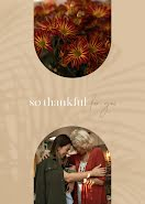Thankful For You - Photo Card item