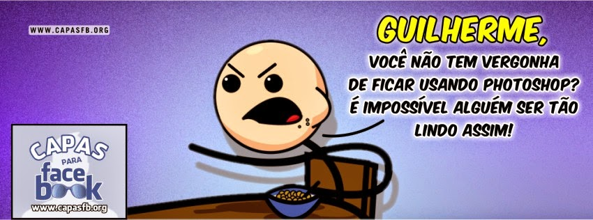 Capas para Facebook Guilherme