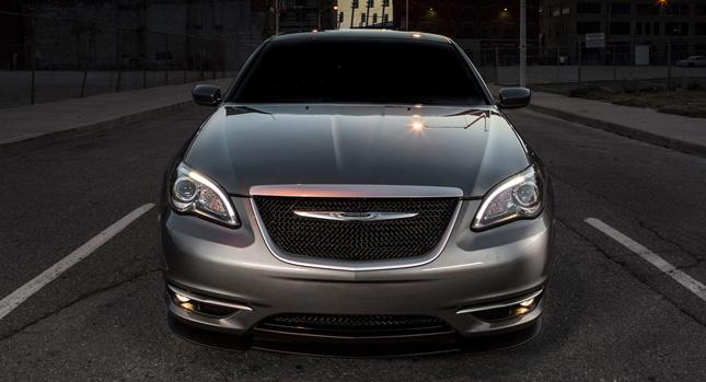 2013 New york auto show chrysler