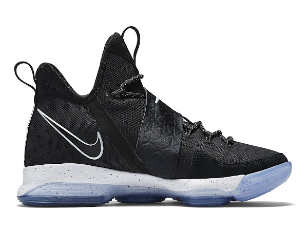 Upcoming Nike LeBron 14 Black Ice  Catalog Images