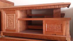 Kệ tivi gỗ MS-142 (Còn hàng)