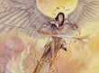 Angel And Golden Wind