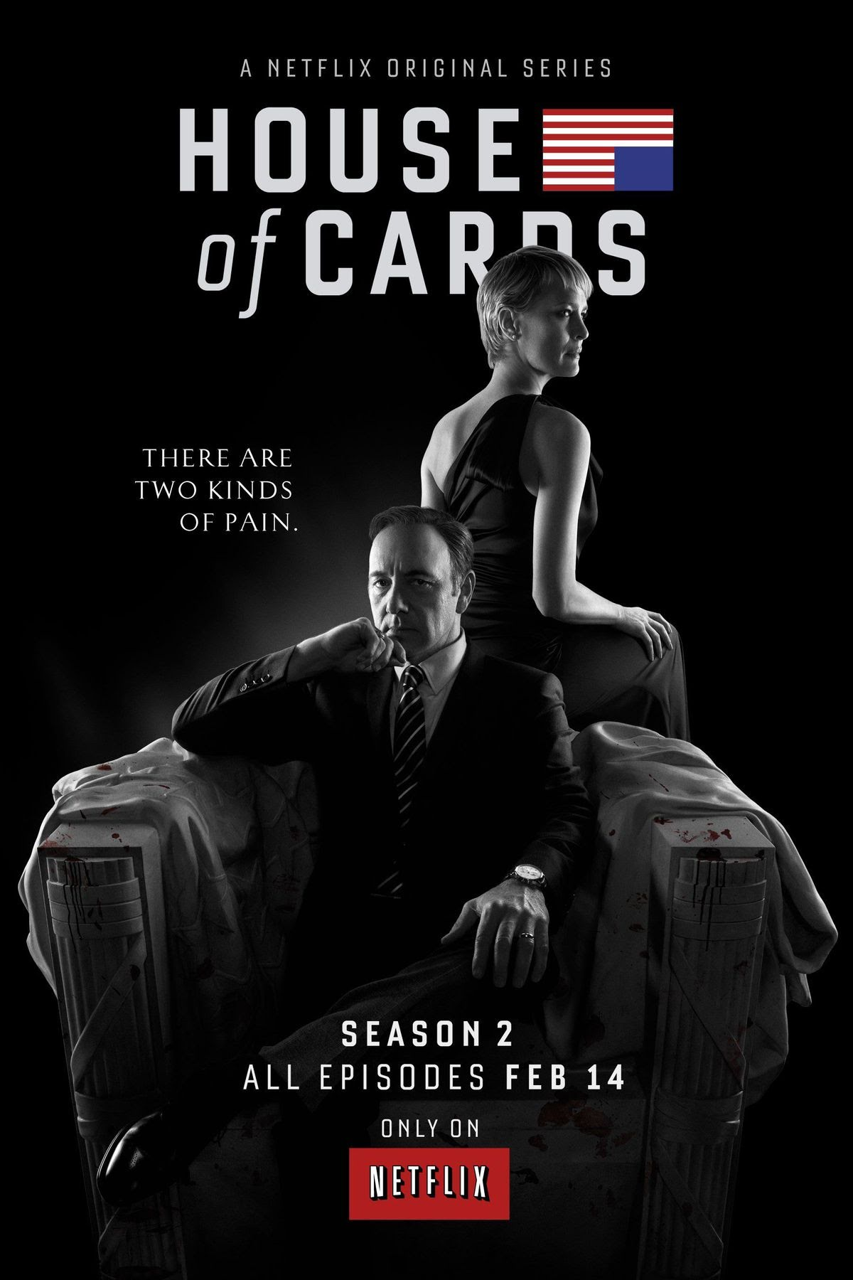 House of Cards - 2ª Temporada (2014)