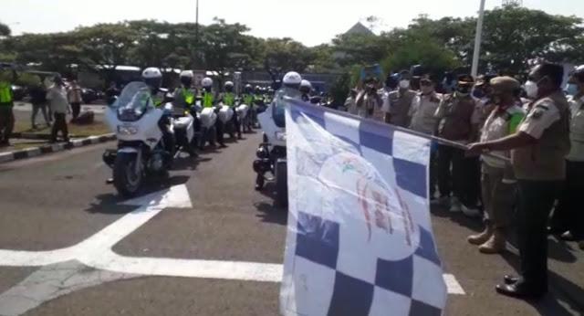 Cegah Covid 19 Kabupaten Bekasi Akan Distribusikan 2,5 Juta Masker