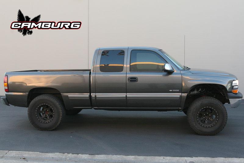 Silverado 1500 99-06 | Camburg Engineering