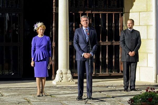 125 de ani de Agerpres, celebrați de Casa Regală la Palatul Elisabeta