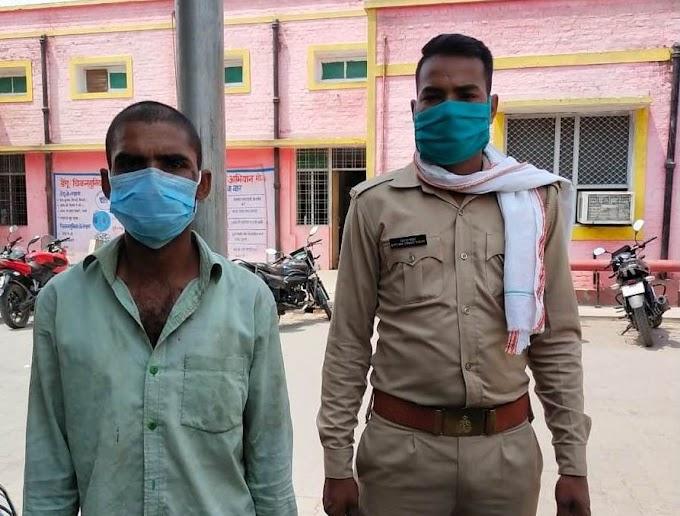 गोरखपुर:नशे में धुत चाचा ने छह साल की मासूम भतीजी के साथ किया दुष्कर्म, गिरफ्तार
