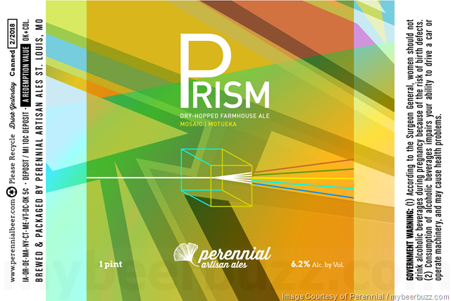 Perennial Artisan Ales - Prism