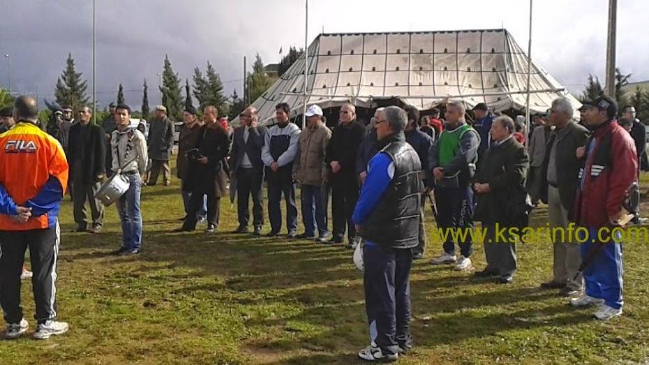 جماعة الزوادة تحتضن منافسات البطولة الإقليمية للعدو الريفي المدرسي في يوم ممطر.