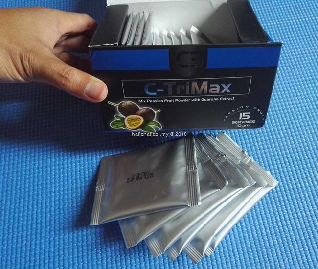 produk nak kurus ctrimax malaysia