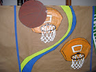 VBS Sports Theme Stage Basketball