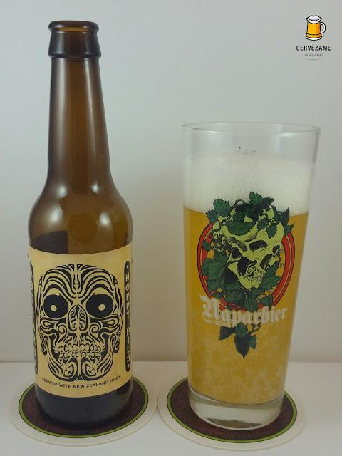 cerveza beer Naparbier Aotearoa cervezame