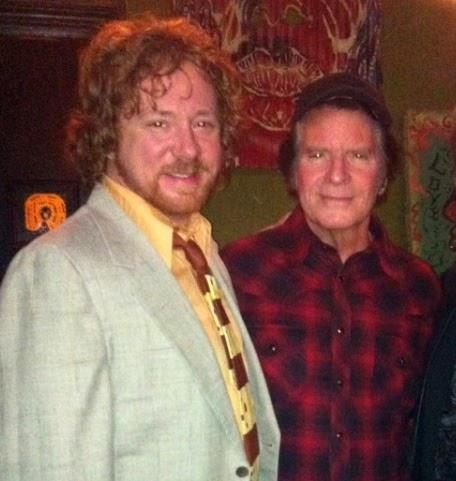 John Fogerty and Scotty Wray