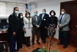 JCE se reúne con Pasaportes para eliminación de legalización de actas