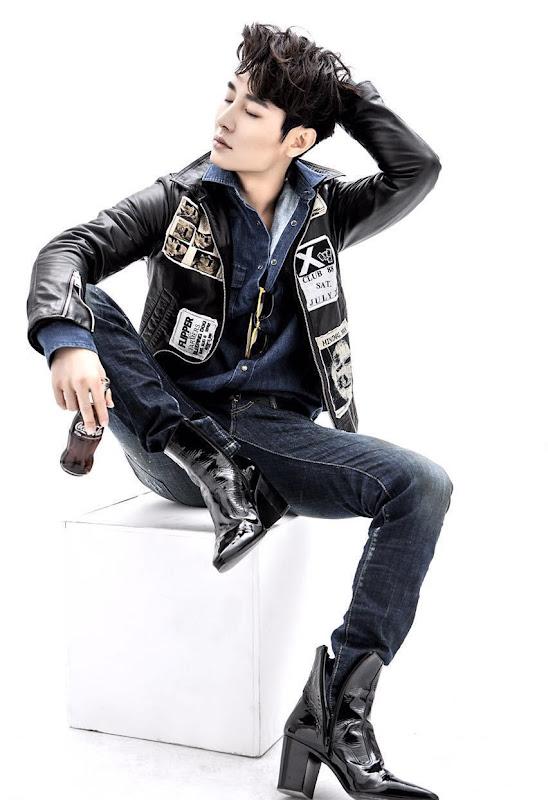 Li Xinliang China Actor
