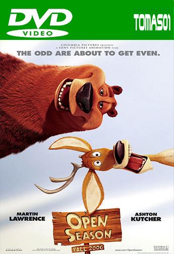 Open Season (Amigos Salvajes) (2006) DVDRip