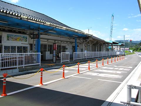 JR気仙沼駅 ホーム その3