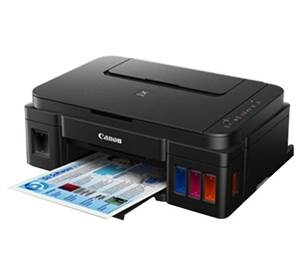 Reset Canon G3900 printer's Ink Pad at the end of it service life error