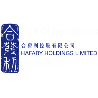 HAFARY HOLDINGS LIMITED (5VS.SI) @ SG investors.io