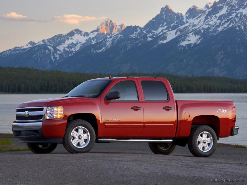 2009 chevrolet silverado 1500 crew cab specifications. Black Bedroom Furniture Sets. Home Design Ideas