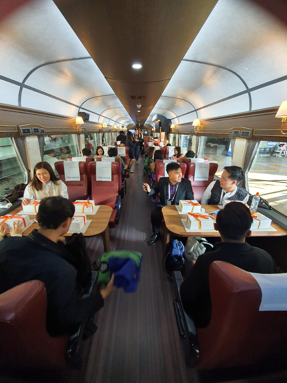 2019 ASEAN-Korea Train