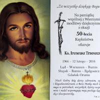 2016-04-17 Jubileusz 50-lecia Kapłaństwa Ks. I. Trzeszczaka