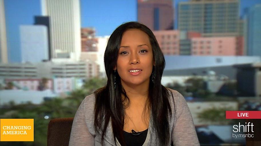 Latino spokeswoman says under Sanders' presidency, no more deportations
